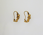 Earring with Eros