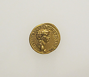 Gold aureus of Claudius