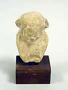 Mask of a satyr