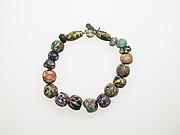 Millefiori beads, 20