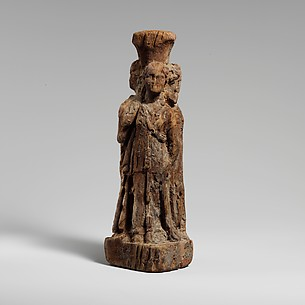 Wood statuette of Hekate