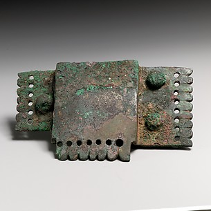 Chariot fragments, facings