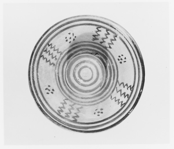 Lid of a pyxis