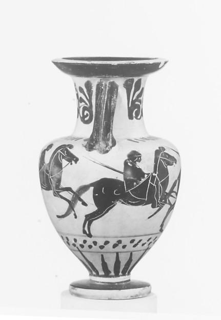 Neck-amphora