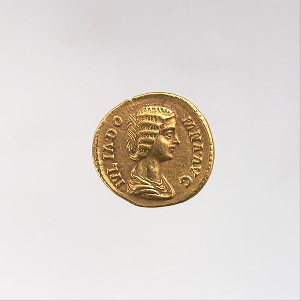 Gold aureus of Septimius Severus