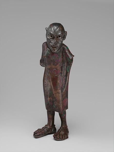 Bronze grotesque