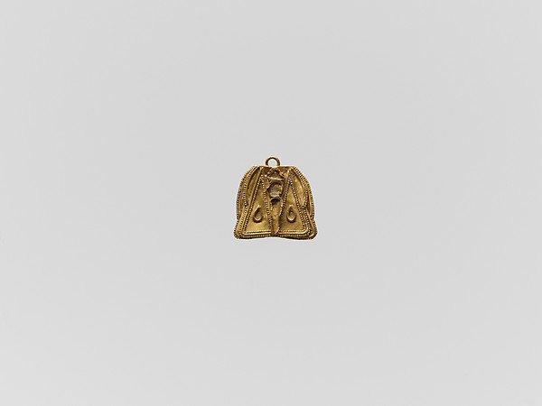 Gold pendant or clasp?
