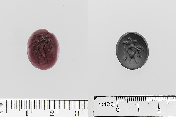 Garnet ring stone