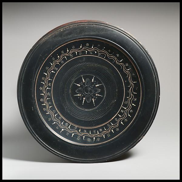 Terracotta dish