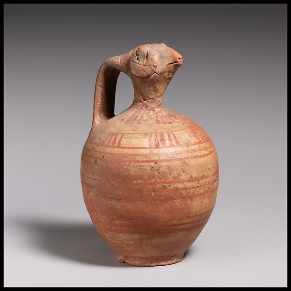 Terracotta siphon