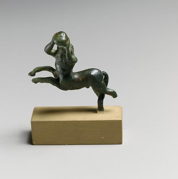 Bronze centaur