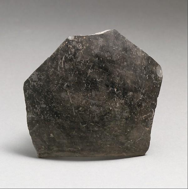Terracotta rim fragment