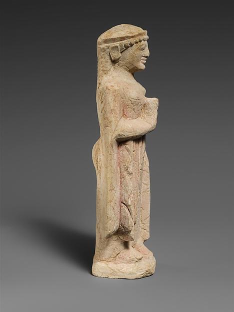 Limestone woman