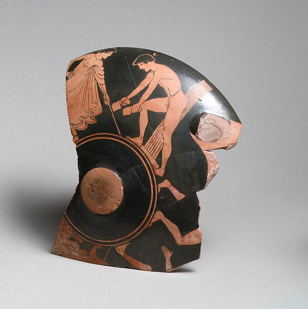 Kylix fragments, 6