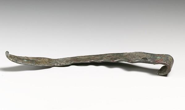 Bronze sickle