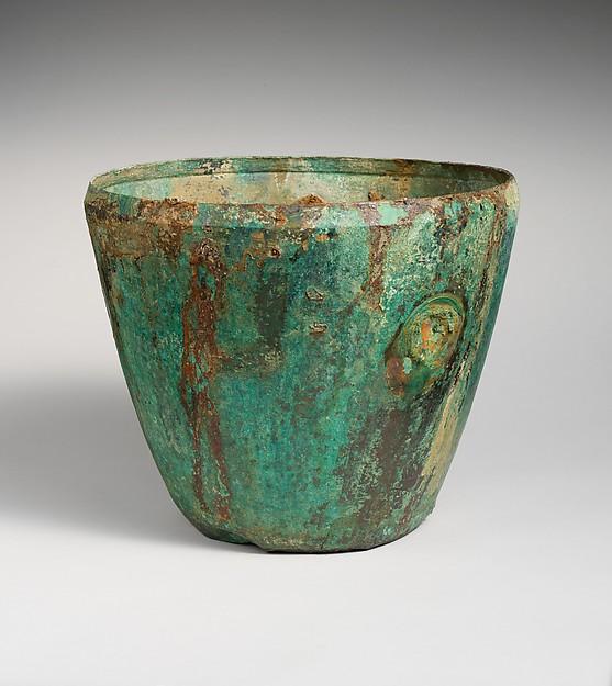 Bronze situla (bucket)
