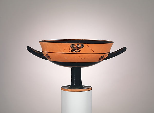 Terracotta Little Master cup