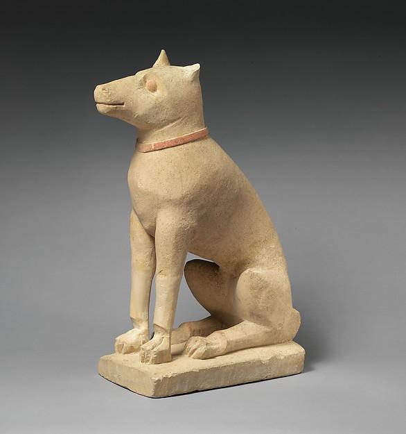 Limestone dog