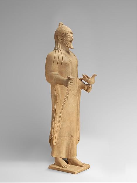 Limestone priest