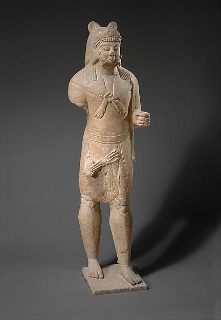 Limestone Herakles