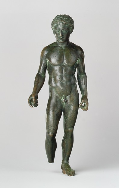 Bronze youth