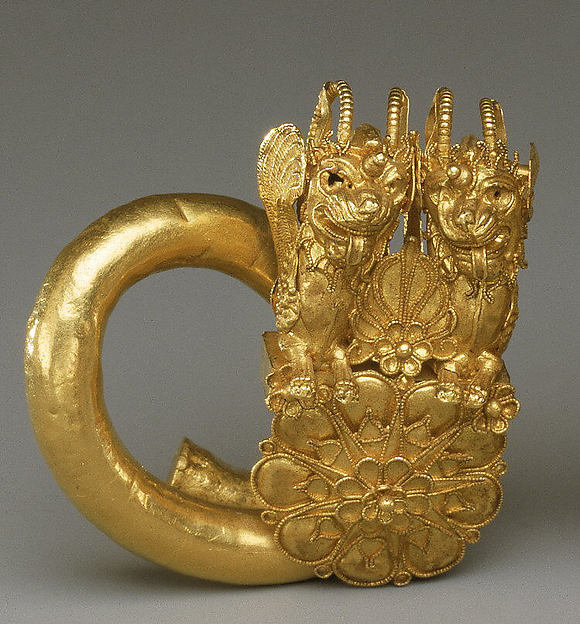 Lion Head Griffin http://www.metmuseum.org/Collections/search-the-collections/130003273