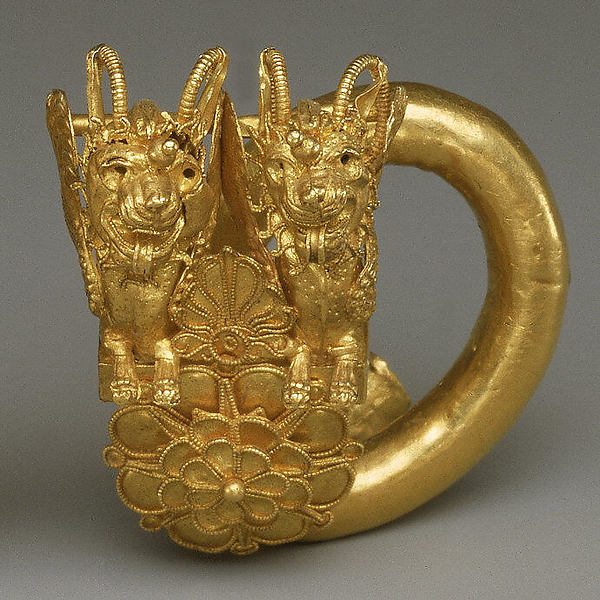 Lion Head Griffin http://www.metmuseum.org/collections/search-the-collections/130003274
