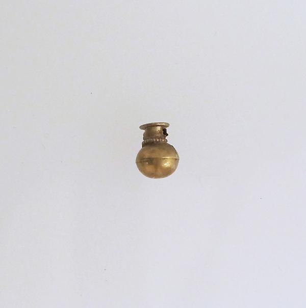 Vase, miniature, for perfume