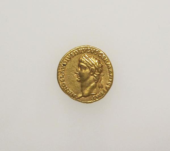 Gold aureus of Claudius