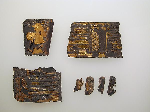 Bracelet fragments