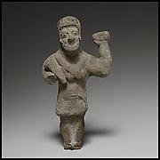 Standing Herakles (?)