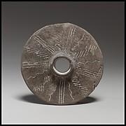 Terracotta disk