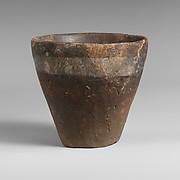 Terracotta tumbler