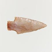 Flint arrowhead