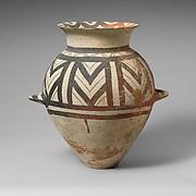 Terracotta jar
