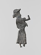 Lead figure of a woman