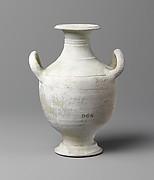Terracotta amphora