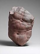 Rosso antico torso of a centaur