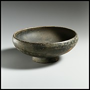 Bowl with foot