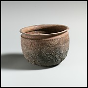 Terracotta Megarian bowl