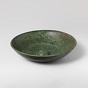 Bronze phiale (libation bowl)