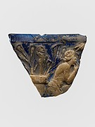 Cameo-glass cup fragment