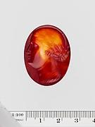 Carnelian oval