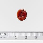 Garnet (pyrope) ring stone