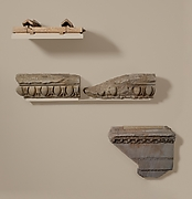 Marble doorjamb fragment from the Temple of Artemis at Sardis
