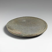 Basalt mortar or plate