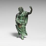 Bronze statuette of Jupiter Capitolinus