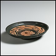 Terracotta plate