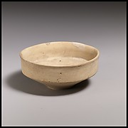 Terracotta shallow angular bowl