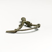 Bronze fibula (safety pin)